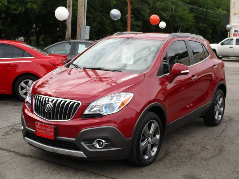 2014 Buick Encore for sale at Bill Leggett Automotive, Inc. in Columbus OH