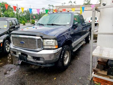 2002 Ford F-250 Super Duty for sale at G&K Consulting Corp in Fair Lawn NJ