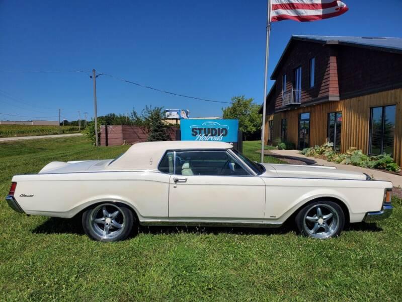 1971 Lincoln Mark III for sale at Studio Hotrods in Richmond IL