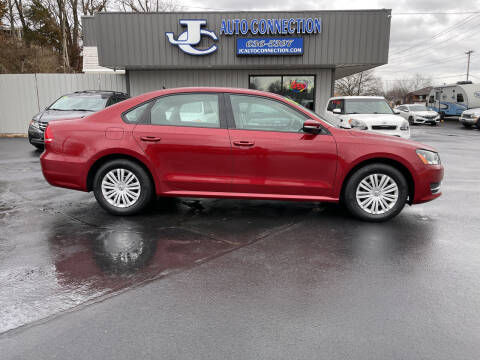 2015 Volkswagen Passat for sale at JC AUTO CONNECTION LLC in Jefferson City MO