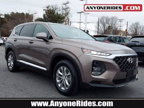 2019 Hyundai Santa Fe for sale at ANYONERIDES.COM in Kingsville MD