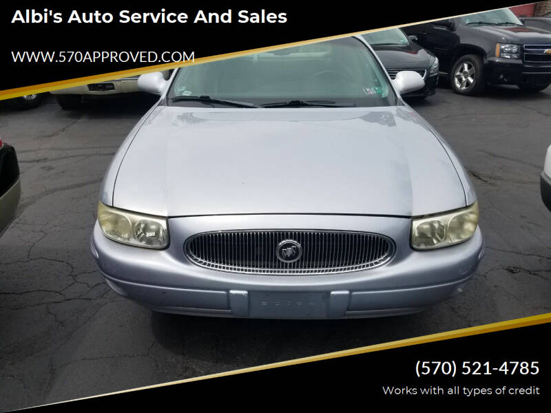 2005 Buick LeSabre for sale at Albi's Auto Service and Sales in Archbald PA