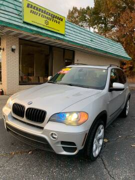 2011 BMW X5 for sale at Diana Rico LLC in Dalton GA
