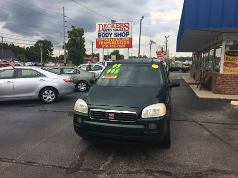 2005 Saturn Relay for sale at Deckers Auto Sales Inc in Fayetteville NC