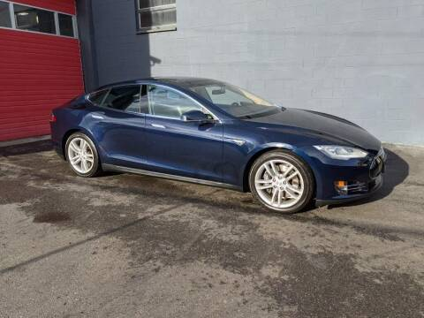 2012 Tesla Model S for sale at Paramount Motors NW in Seattle WA