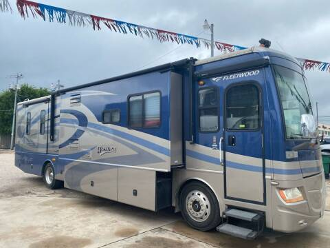2007 Discovery 39L for sale at ROGERS RV in Burnet TX
