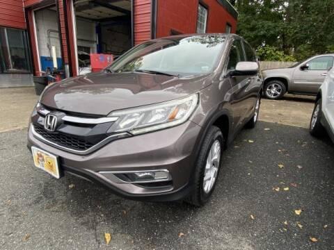 2015 Honda CR-V for sale at JTL Auto Inc in Selden NY