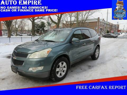 2009 Chevrolet Traverse for sale at Auto Empire in Brooklyn NY
