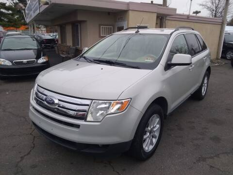 2007 Ford Edge for sale at Wilson Investments LLC in Ewing NJ