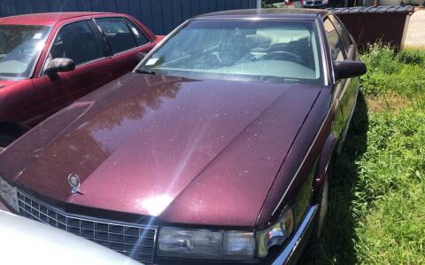 1993 Cadillac Seville for sale at New Start Motors LLC in Montezuma IN