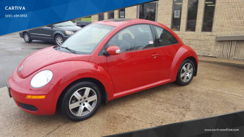 2006 Volkswagen New Beetle for sale at CARTIVA in Stillwater MN