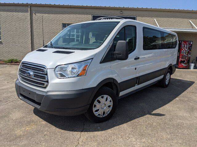 2018 Ford Transit Passenger for sale at Quality Auto of Collins in Collins MS