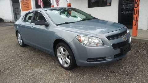 2009 Chevrolet Malibu for sale at Easy Does It Auto Sales in Newark OH