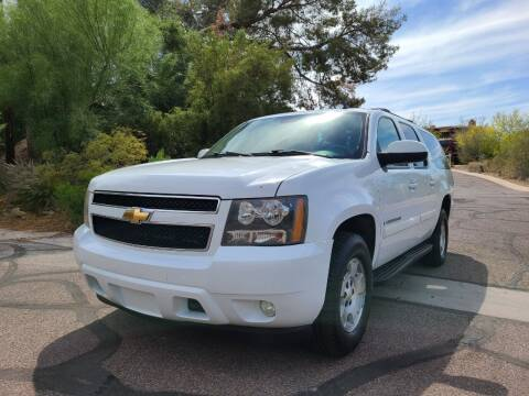 2007 Chevrolet Suburban for sale at BUY RIGHT AUTO SALES in Phoenix AZ