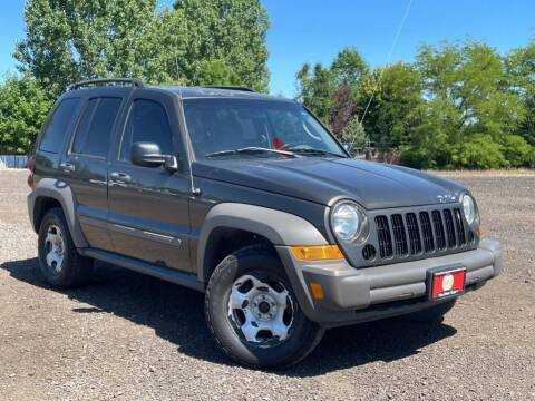 2006 Jeep Liberty for sale at The Other Guys Auto Sales in Island City OR
