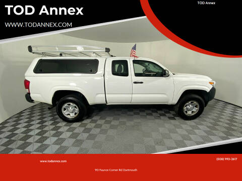 2016 Toyota Tacoma for sale at TOD Annex in North Dartmouth MA
