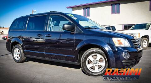 2010 Dodge Grand Caravan for sale at Rahimi Automotive Group in Yuma AZ