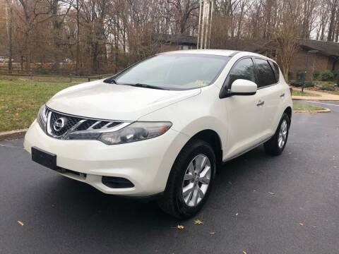 2011 Nissan Murano for sale at Bowie Motor Co in Bowie MD