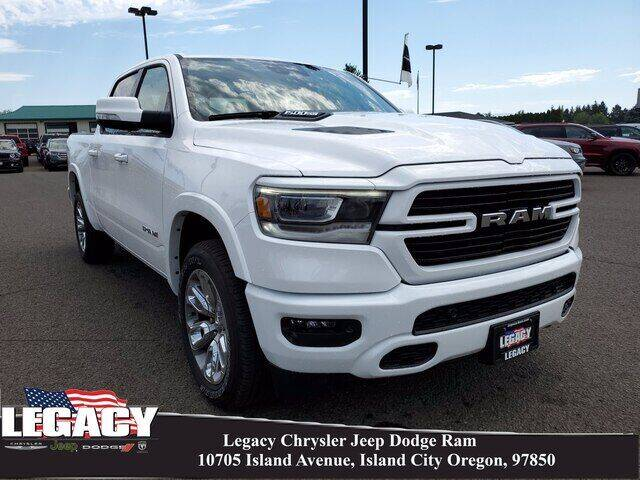 2021 RAM Ram Pickup 1500 for sale in Island City, OR