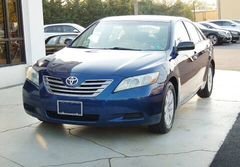 2007 Toyota Camry Hybrid for sale at Avi Auto Sales Inc in Magnolia NJ