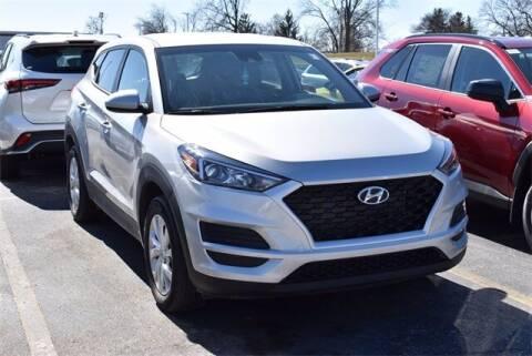 2019 Hyundai Tucson for sale at BOB ROHRMAN FORT WAYNE TOYOTA in Fort Wayne IN