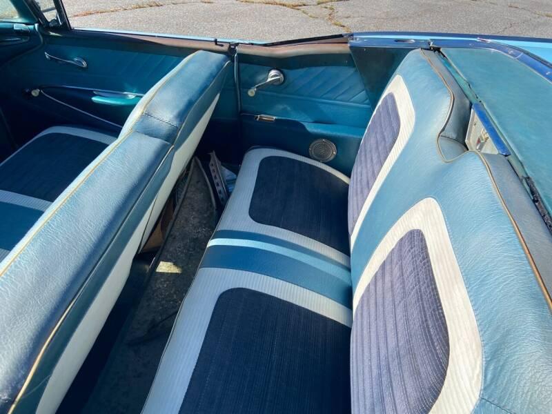 1959 Ford Galaxie Skyliner - Westford MA