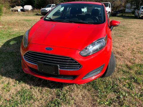 2014 Ford Fiesta for sale at Samet Performance in Louisburg NC