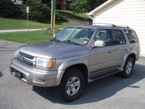 2001 Toyota 4Runner for sale at Worthington Motor Co, Inc in Clinton TN