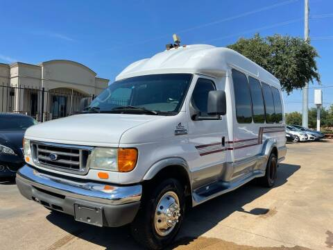 2006 Ford E-Series Chassis for sale at CityWide Motors in Garland TX