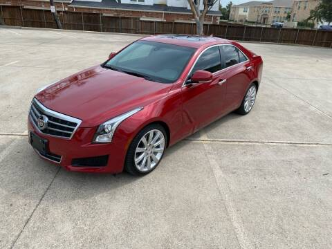 2014 Cadillac ATS for sale at GT Auto in Lewisville TX