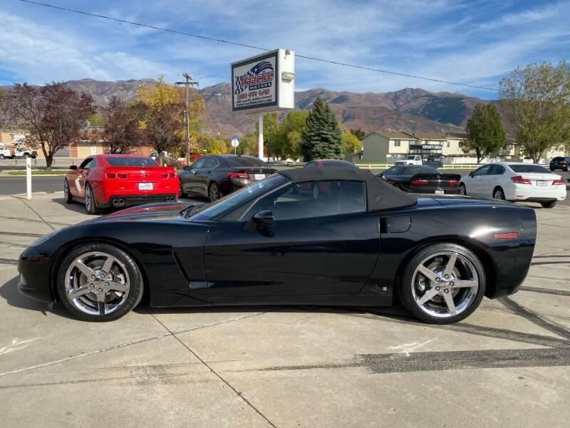 2007 Chevrolet Corvette for sale at Haacke Motors in Layton UT