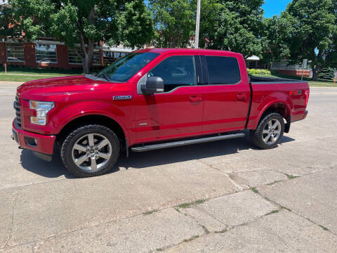 2015 Ford F-150 for sale at Mulder Auto Tire and Lube in Orange City IA