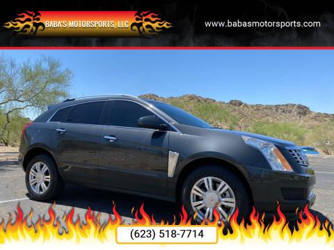 2015 Cadillac SRX for sale at Baba's Motorsports, LLC in Phoenix AZ