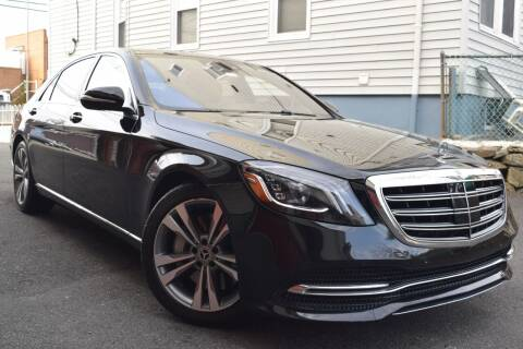 2018 Mercedes-Benz S-Class for sale at VNC Inc in Paterson NJ