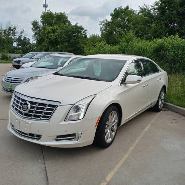 2013 Cadillac XTS for sale at Revolution Motors LLC in Wentzville MO