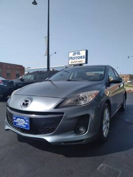 2012 Mazda MAZDA3 for sale at BMB Motors in Rockford IL