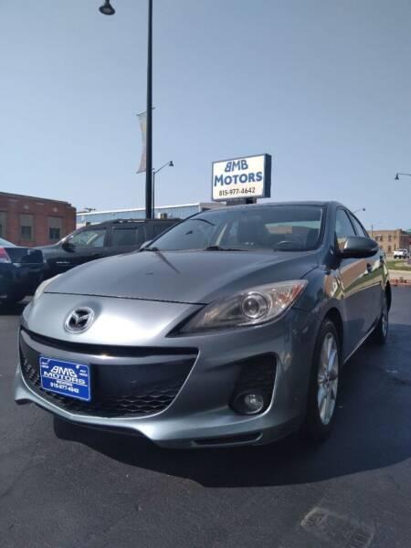 2012 Mazda MAZDA3 for sale at BMB Motors in Rockford IL