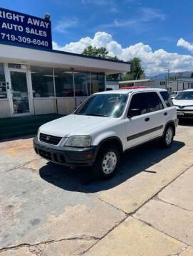 1999 Honda CR-V for sale at Right Away Auto Sales in Colorado Springs CO