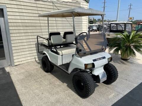 2006 Club Car 4 Passenger Electric Lift for sale at METRO GOLF CARS INC in Fort Worth TX