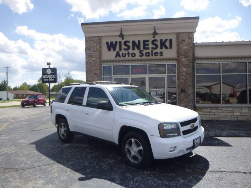 2008 Chevrolet TrailBlazer for sale at Wisneski Auto Sales, Inc. in Green Bay WI