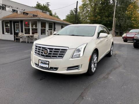 2013 Cadillac XTS for sale at The Car Mart in Milford IN