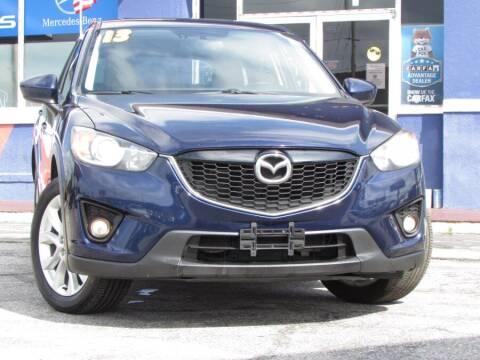 2013 Mazda CX-5 for sale at VIP AUTO ENTERPRISE INC. in Orlando FL