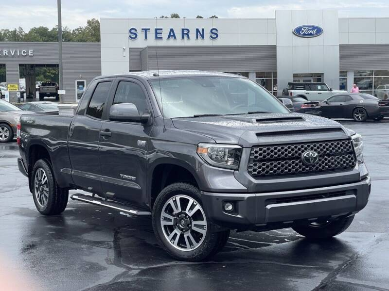 2018 Toyota Tundra for sale at Stearns Ford in Burlington NC