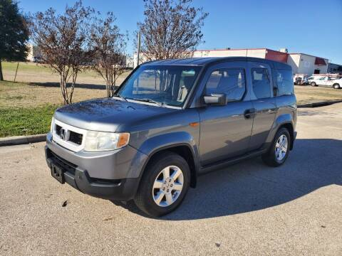 2009 Honda Element for sale at DFW Autohaus in Dallas TX