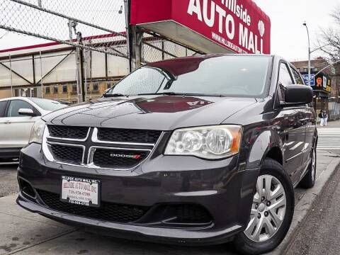 2016 Dodge Grand Caravan for sale at HILLSIDE AUTO MALL INC in Jamaica NY