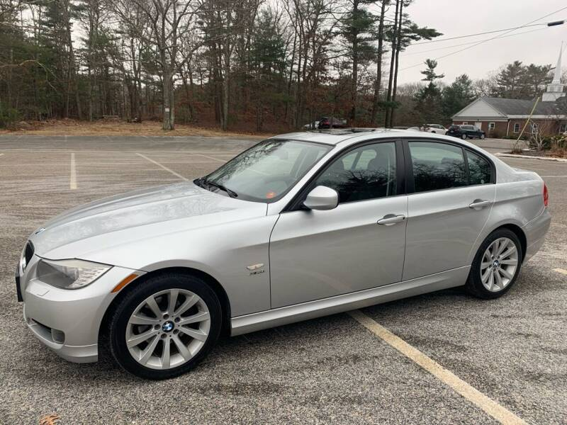 2011 BMW 3 Series for sale at 41 Liberty Auto in Kingston MA