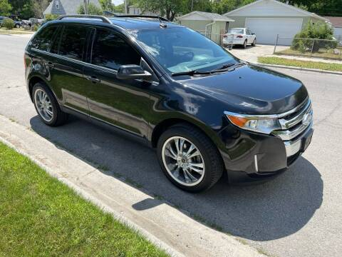 2013 Ford Edge for sale at Quality Automotive Group Inc in Billings MT