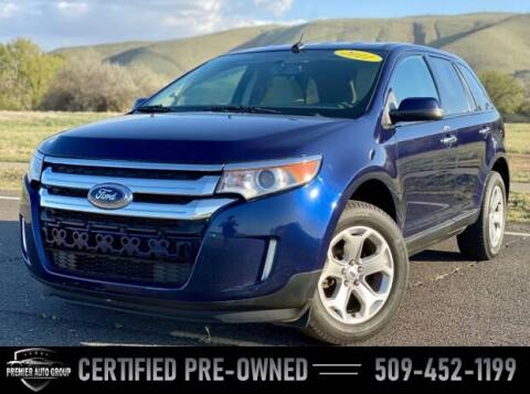 2011 Ford Edge for sale at Premier Auto Group in Union Gap WA