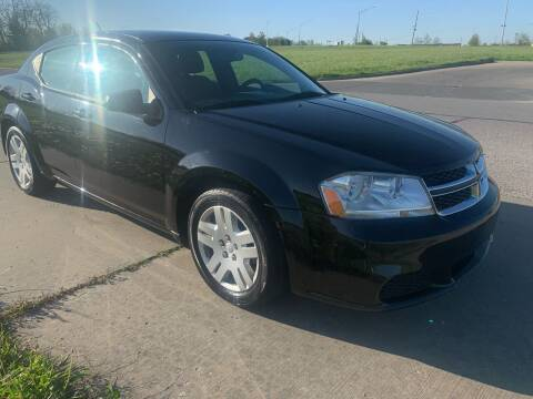 2014 Dodge Avenger for sale at Nice Cars in Pleasant Hill MO