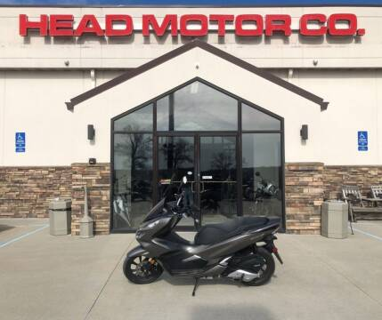 2019 Honda PCX150 ABS for sale at Head Motor Company - Head Indian Motorcycle in Columbia MO